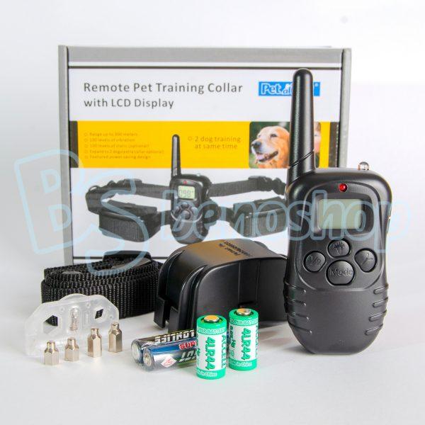 Petrainer 998D elektromos nyakörv benoshop (2)