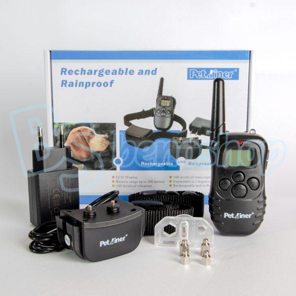Petrainer 998DR elektromos nyakörv benoshop (3)