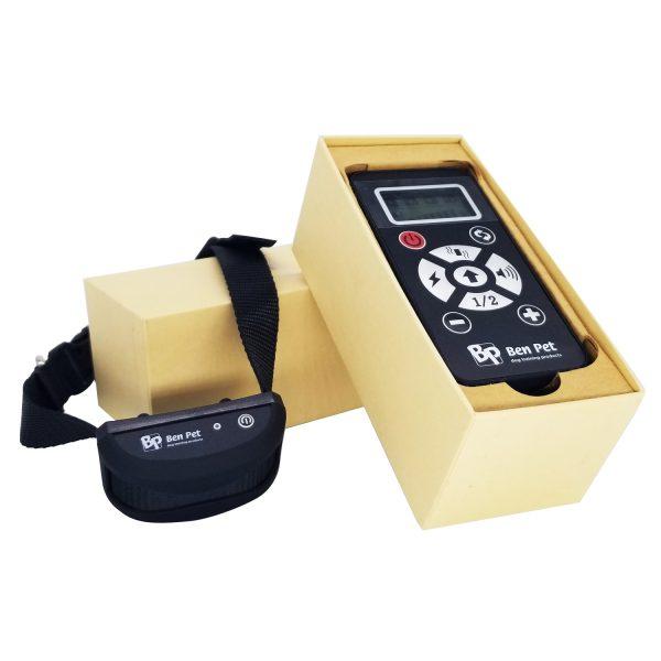Benpet 2in1 elektromos nyakörv és ugatásgátló nyakörv (5)