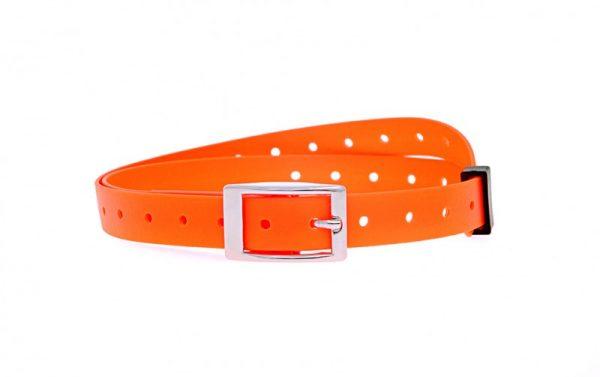 Num'axes műanyag nyakörv szíj orange