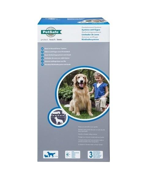 Petsafe BASIC Láthatatlan kerítés kutyakerítés kis és közepes kutyáknak