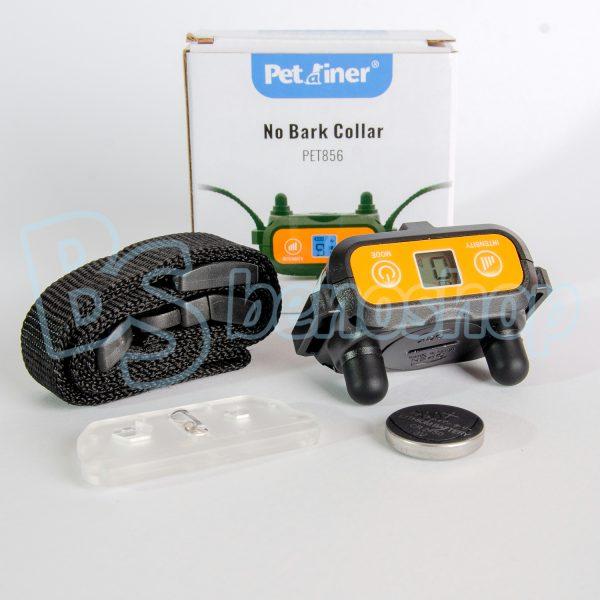 Petrainer PET856 ugatásgátló nyakörv benoshop (4)