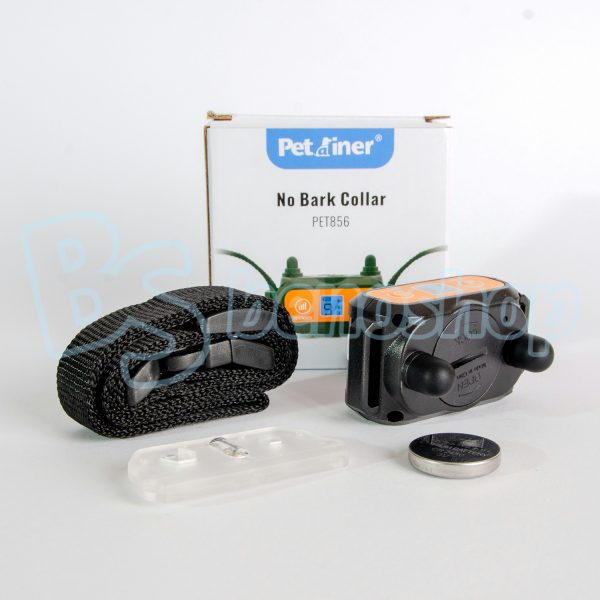 Petrainer PET856 ugatásgátló nyakörv benoshop (8)