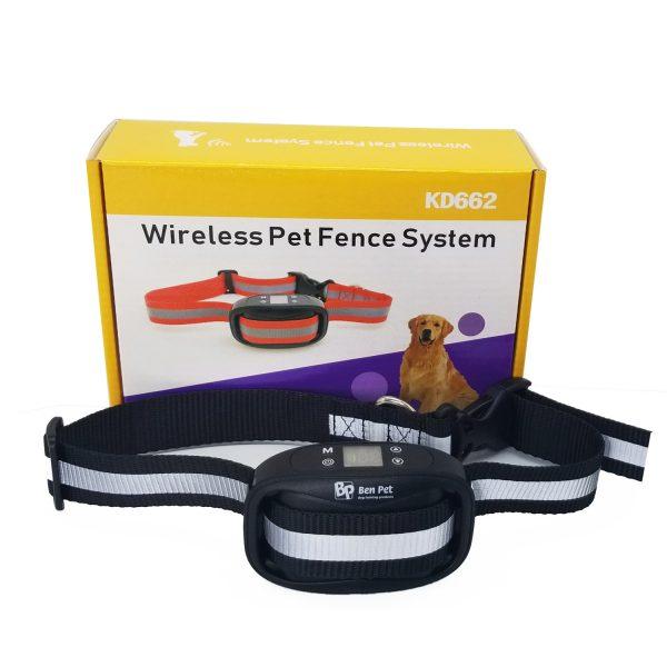 Benpet BPKD662 GPS láthatatlan kerítés kutyakerítés (2)