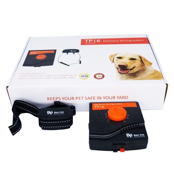 Benpet TP16 láthatatlan kerítés kutyakerítés (2)