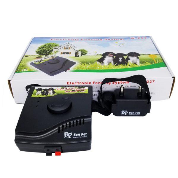 Benpet W227 láthatatlan kerítés kutyakerítés (6)
