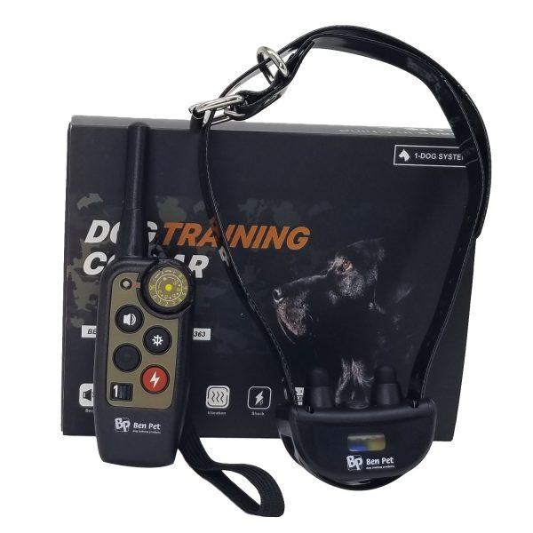 Benpet PS5 elektromos nyakörv (17)
