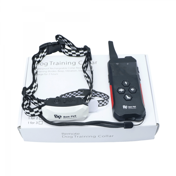 Benpet T600 elektromos nyakörv (8)